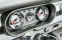 1962 Chevy Ii Nova Convertible Gauges