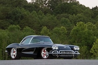 Bad to the Bone Alloway's Hot Rod Shop Put Teeth in this 1962 Corvette