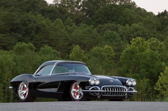 1962 Chevrolet Corvette Front Side