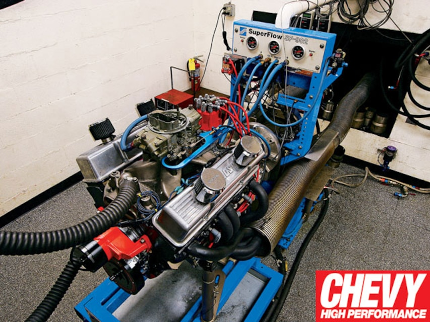 Chevy 355 Small Block Engine Build - Chevy High Performance Magazine