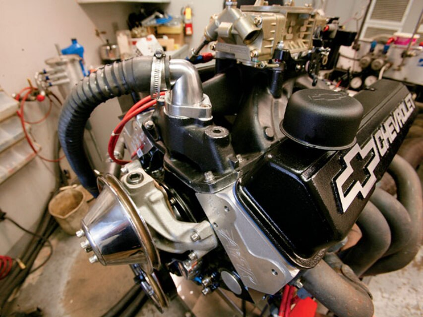 327 Small Block Chevy Engine Build - Chevy High Performance Magazine