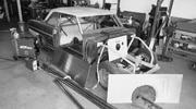 Chevy Nova Full Tube Chassis - Fit To Be Tied