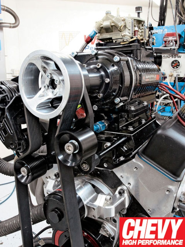 Whipple Supercharger 383 Small Block Chevy Build - Chevy High