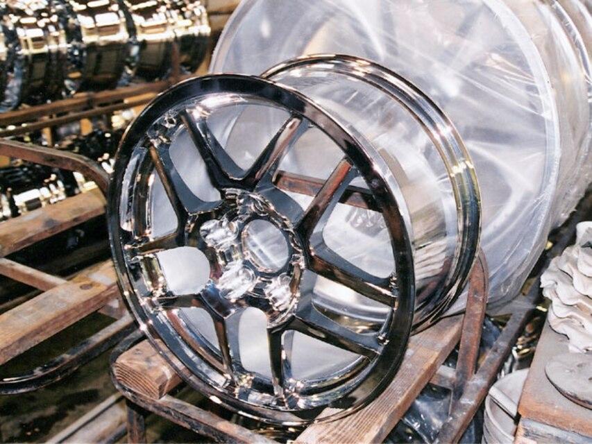 Chrome-Plated Corvette Wheels - Wheel-Plating Shop Tour - Vette Magazine