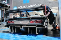 2015 Long Beach Grand Prix Chevrolet Corvette 10 Air Difuser