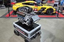 2015 Long Beach Grand Prix Chevrolet Corvette C7r Race Engine