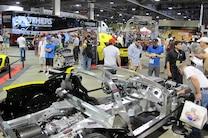 2015 Long Beach Grand Prix Chevrolet Corvette Gm Booth
