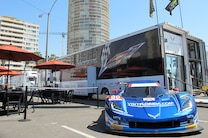 2015 Long Beach Grand Prix Chevrolet Corvette Racing 90 Visit Florida