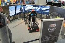 2015 Long Beach Grand Prix Chevrolet Corvette Racing Simulator