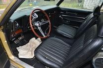 1969 Chevrolet Camaro Z28 Interior
