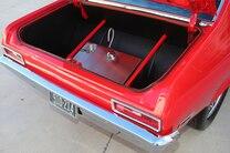 1970 Chevrolet Nova Trunk Mounted Gas Tank