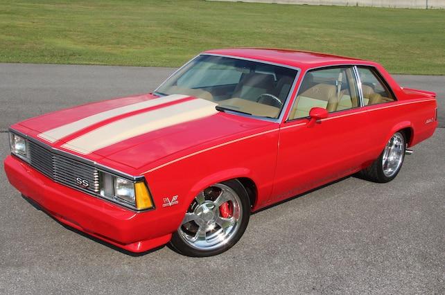 1979 Chevrolet Malibu Front Three Quarter