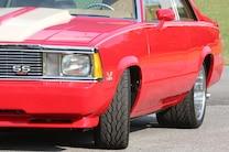 1979 Chevrolet Malibu BFGoodrich Tires