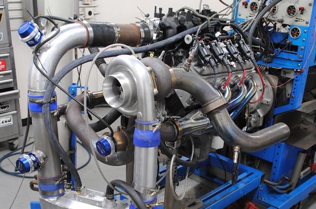 Single Turbo 4 8L LS Engine Dyno Test Lead Image
