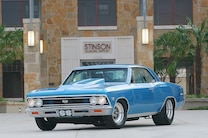 1966 Chevrolet Chevelle Front Side View