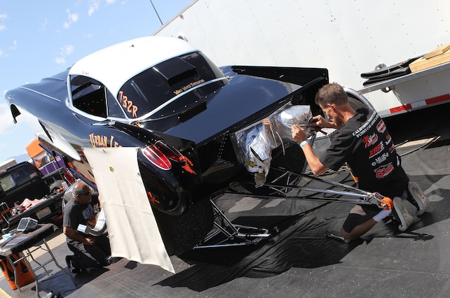 2015 Super Chevy Show Tucson Funny Car Funny Car