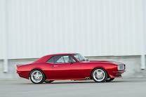 1967 Chevrolet Camaro Side View