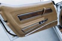 1975 Chevrolet Corvette Door Panel