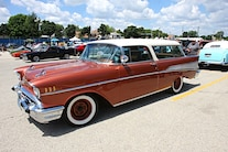 Cc Summer Nats Trifive Chevys 76