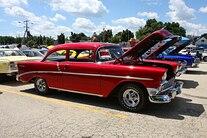 Cc Summer Nats Trifive Chevys 77