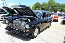 Cc Summer Nats Trifive Chevys 79