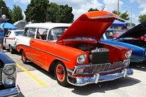 Cc Summer Nats Trifive Chevys 80