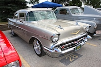 Cc Summer Nats Trifive Chevys 85