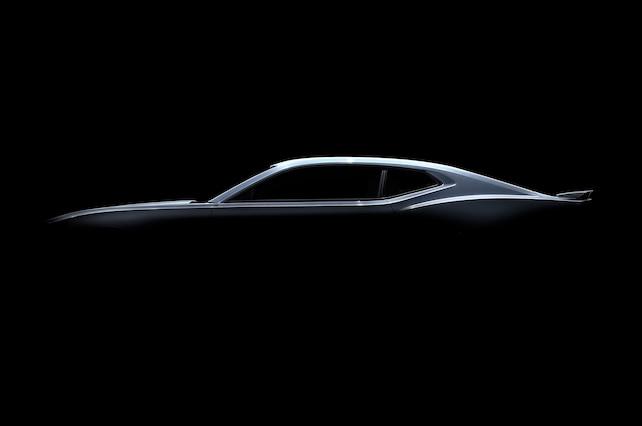 2016 Chevrolet Camaro Aerodynamics Teaser