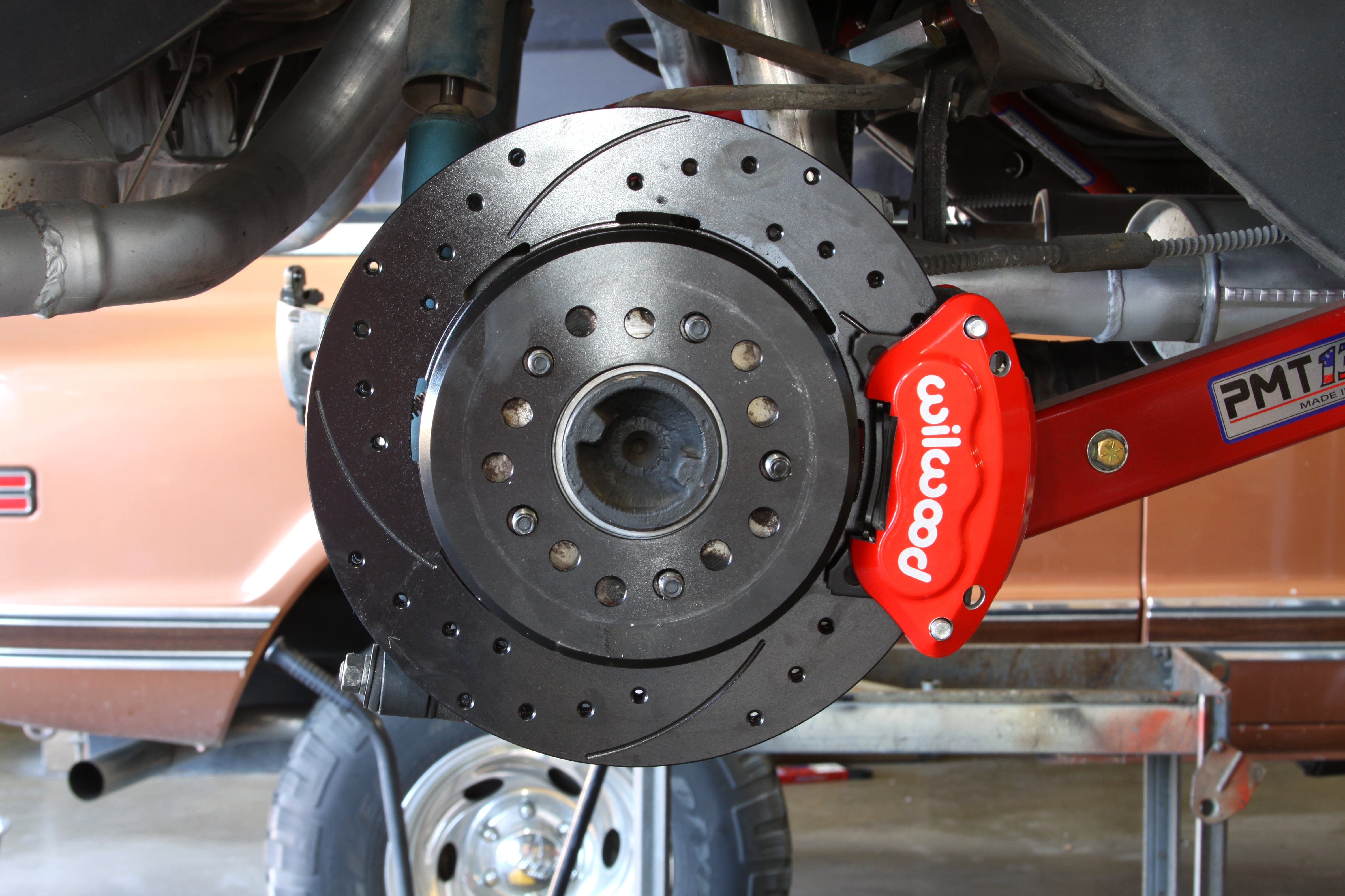 How To Upgrade A 1965 Chevrolet Chevelle From Drum To Disc