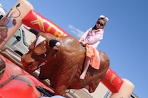 MSD Car Show 2015 Mechanical Bull
