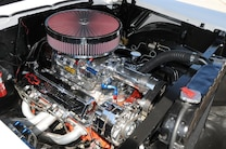 MSD Car Show 2015 Supercharged Smallblock Chevy Chevrolet 350