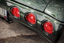 1971 Chevrolet Chevelle Green Pearl Taillights
