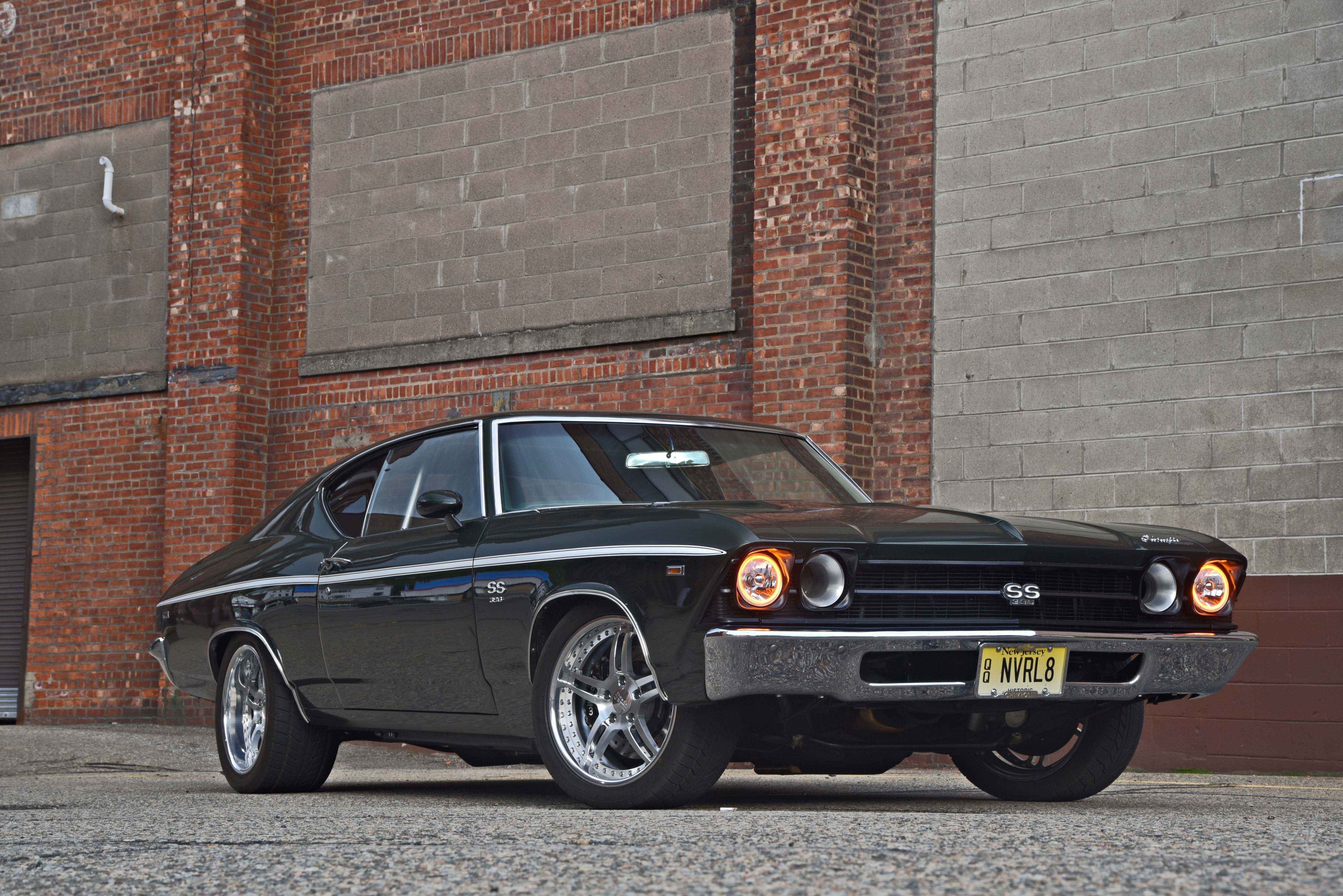 This 1969 Big-Block-Powered Chevelle is an East Coast Powerhouse