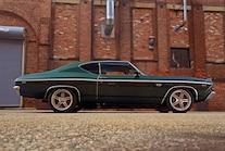1969 Chevrolet Chevelle Side