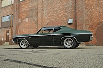 1969 Chevrolet Chevelle Rear View