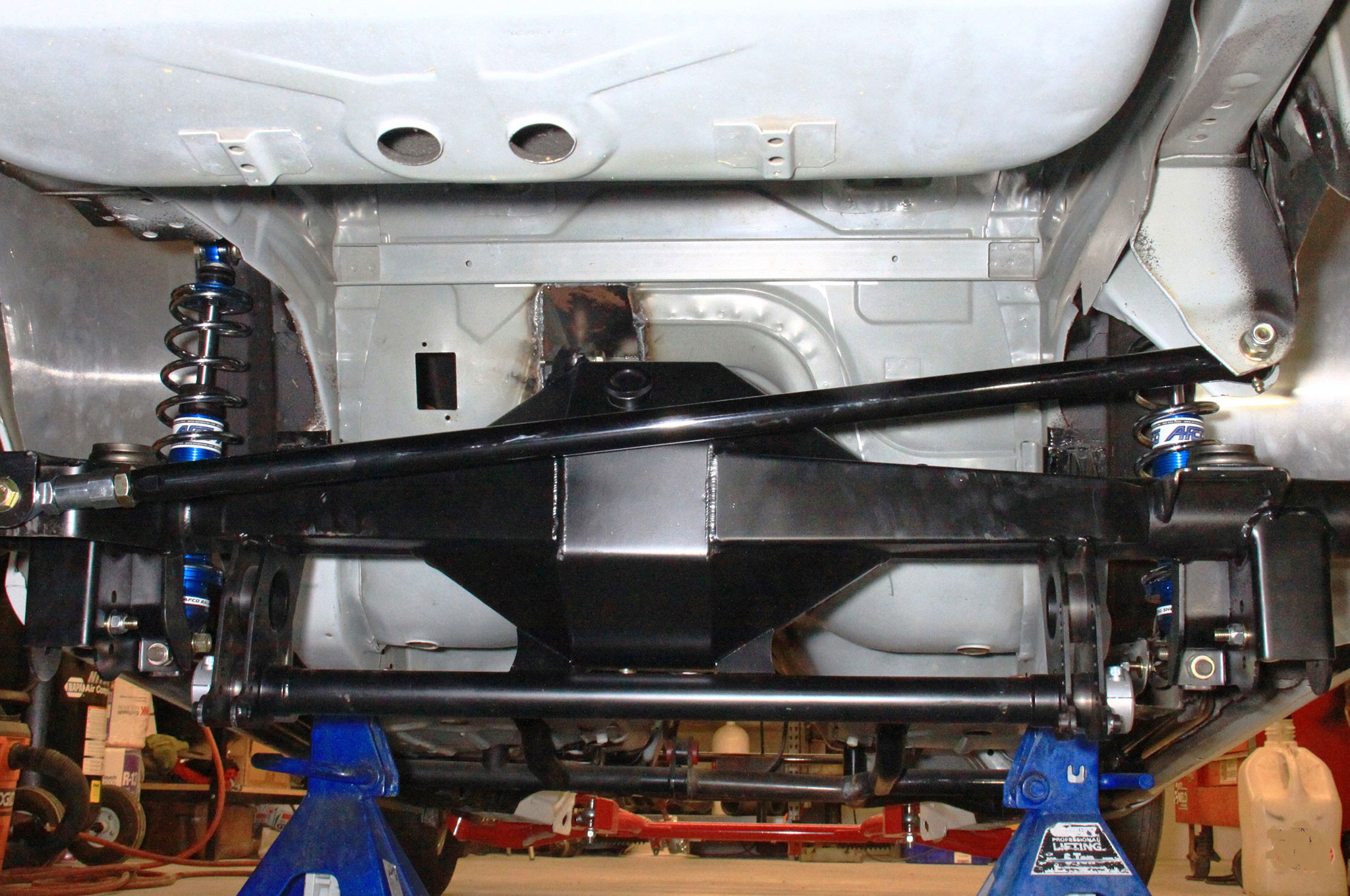Fourth Gen Camaro Torque Arm Suspension Install