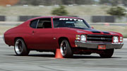 1971 Chevy Chevelle BMR Fabrication's Level 4 Brake And Suspension Package Upgrade - Turn & Run