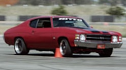 0901chp 01 Pl 1971 Chevy Chevelle Bmr Fabrications Level 4 Brake And Suspension Package Upgrade Chevelle Driving