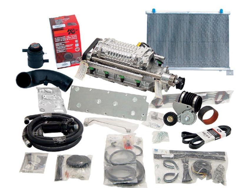 Supercharged Chevy Trailblazer Ss Ls2 Engine Super Chevy