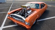 Supercharged 1969 Chevy Nova - High School Confidential