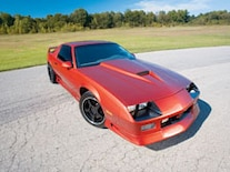 0803gmhtp 01 Pl 1991 Chevy Camaro Front Right View