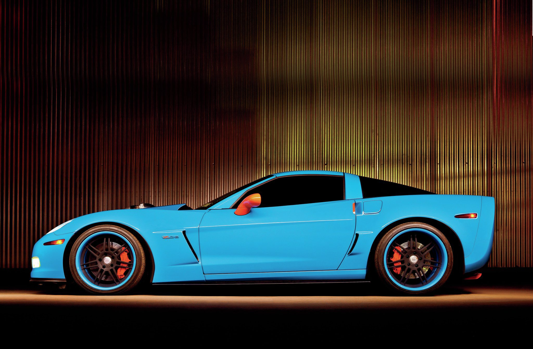 Beau Hurley's 2007 Chevrolet Corvette Z06 is a Bad Habit Worth Driving