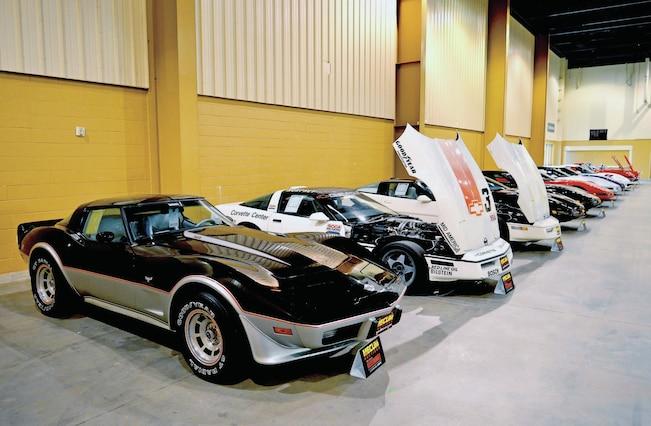Rogers Corvette Center