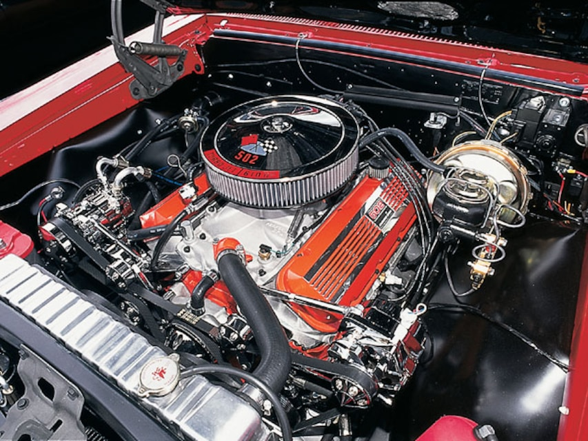 Chevy Crate Engine Guide - Chevrolet Engine Buyer's Guide