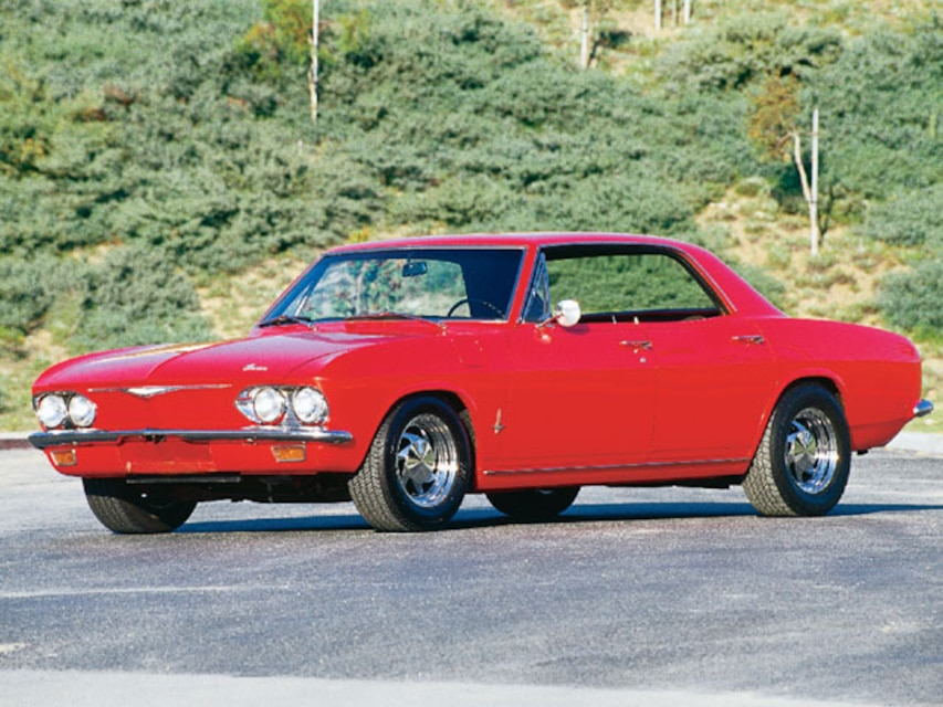 1965 Chevy Corvair - Vortec V6-Powered Four-Door Corvair