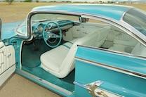 1960 Chevy Impala Tucson AZ Front Bench Seat Tuck N Roll