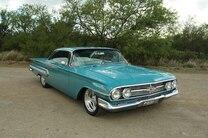 1960 Chevy Impala Tucson AZ Grille Passenger Side Front