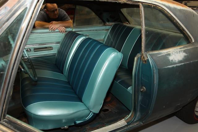Restore & Rarify Your Chevelle with a Restomod Interior Renovation