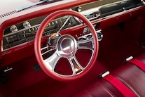 1966 Chevrolet Chevelle Steering Wheel