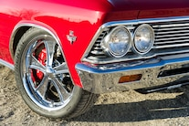 1966 Chevrolet Chevelle Headlights